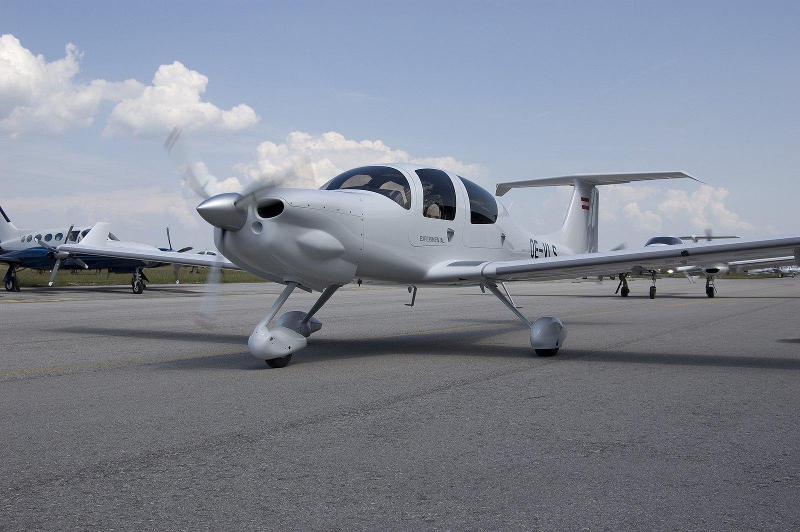Diamond DA50 Magnum erobert die Lüfte Diamond Aircraft