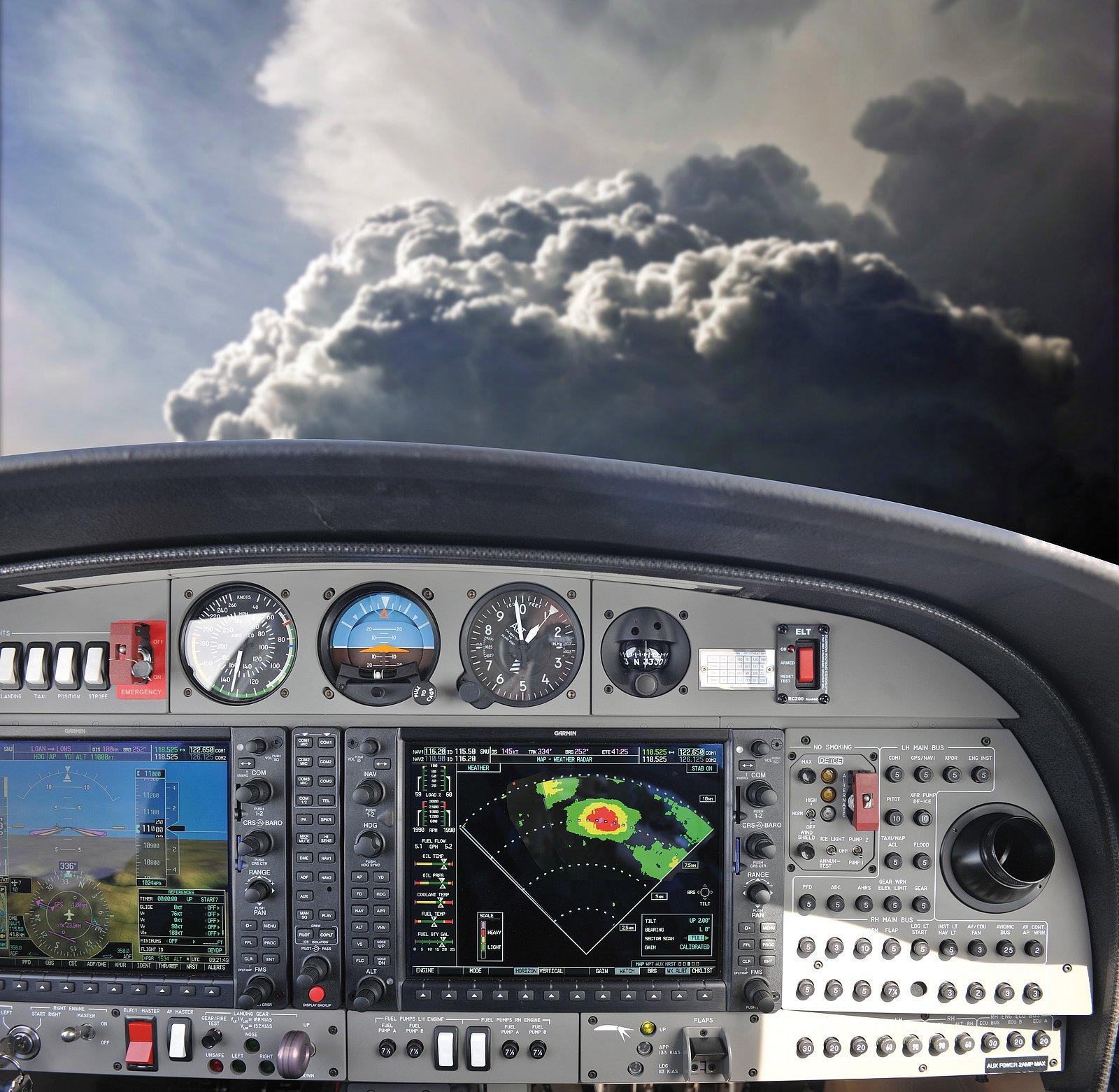 Diamond Aircraft's DA42-VI gains EASA approval for Garmin's