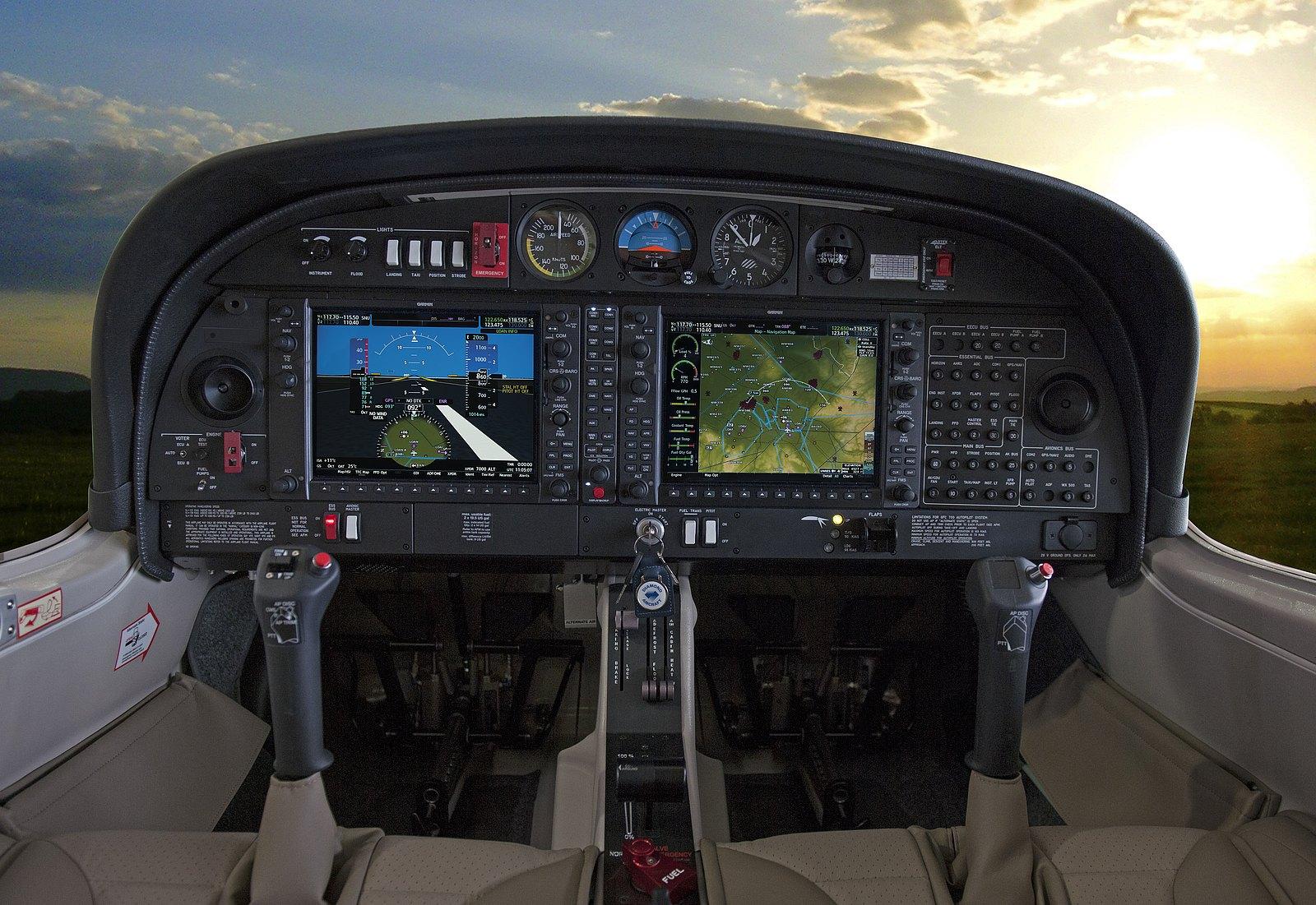 DA40 Series – Airborne innovation - Diamond Aircraft Industries