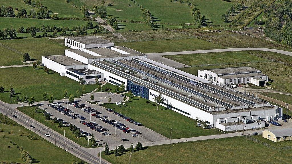 Diamond Aircraft Industries Inc., NA