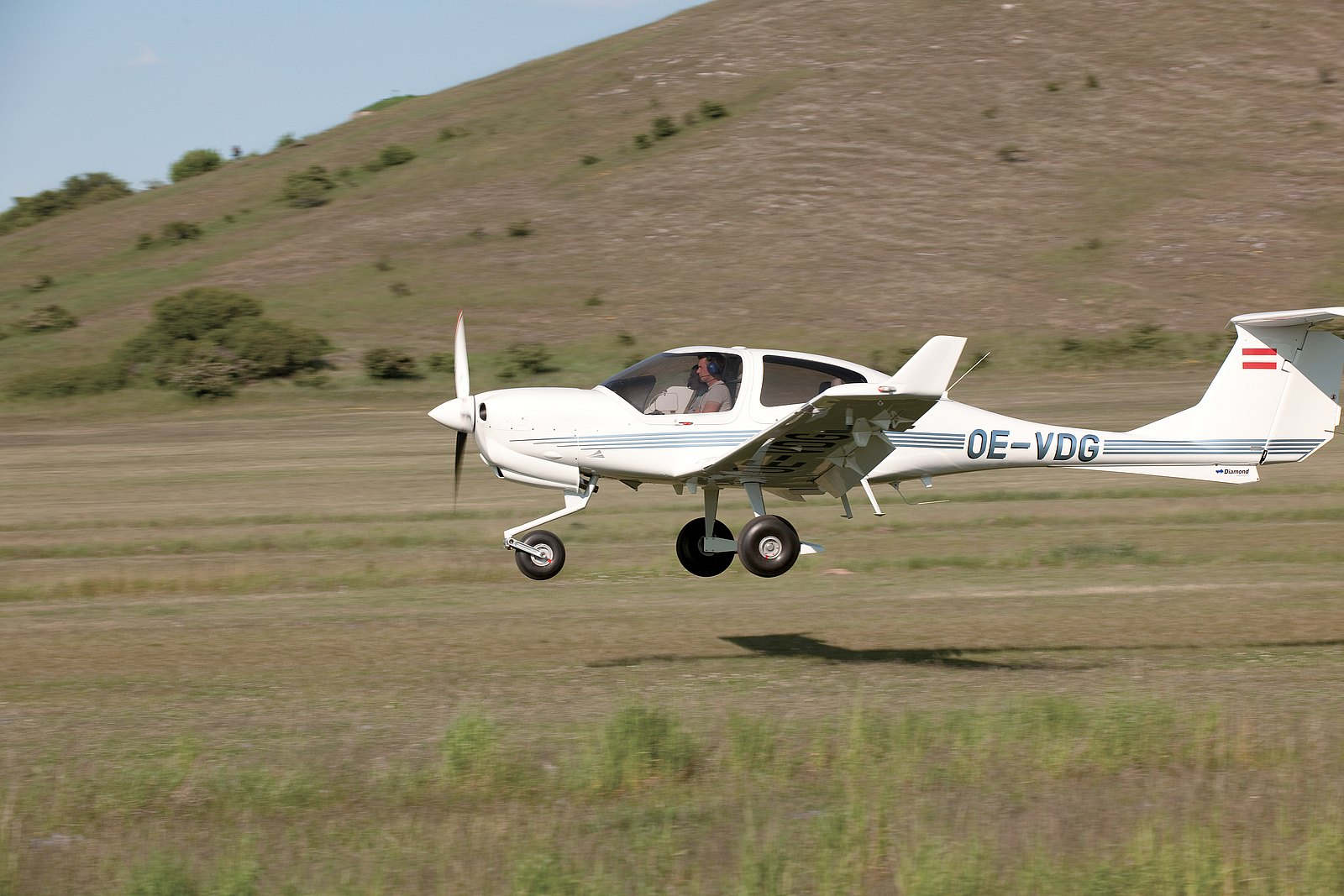 Da40 Series Airborne Innovation Diamond Aircraft