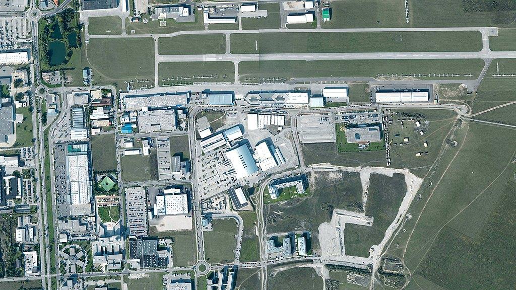 Diamond Aircraft Industries GmbH, HQ