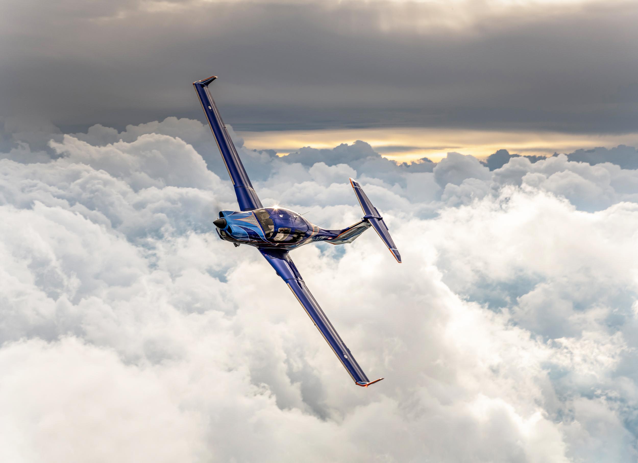 DA50 RG - Diamond Aircraft Industries