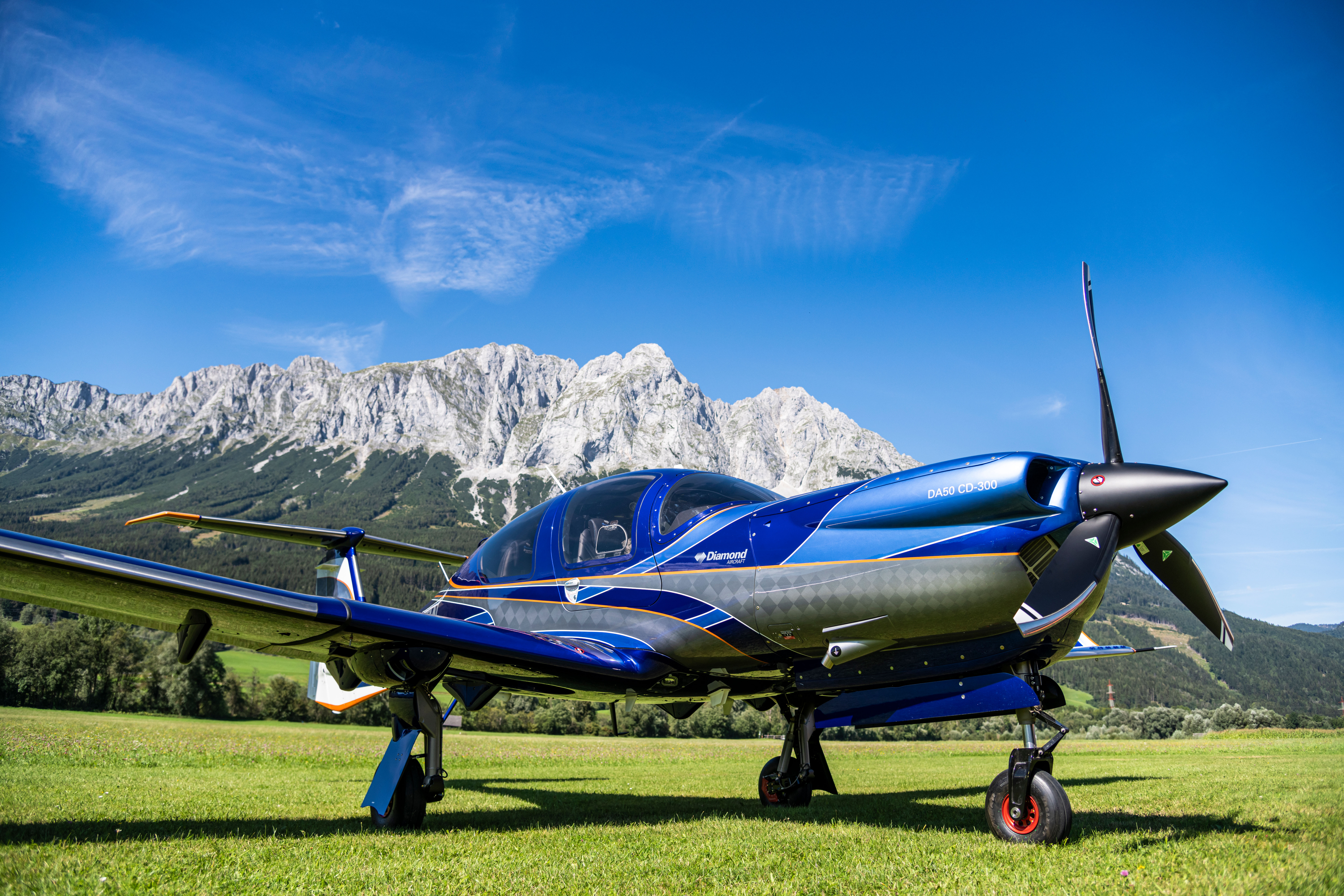 Diamond DA50 RG receives EASA cert : FLYER